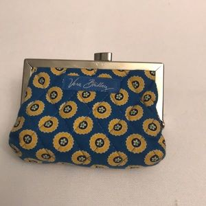 Vera Bradley coin case
